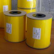 Gele lijmband │ Bug scan roll │ 15 cm x 125 m